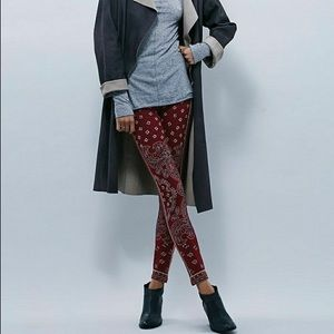 Free People • Come As You Are Sweater Leggings S